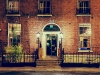"7\'6"" Traditional Park Range at House, Lesson Street, Dublin"