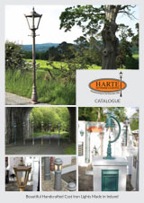 Harte Cast Iron Lighting and Irish Post Boxes Brochure