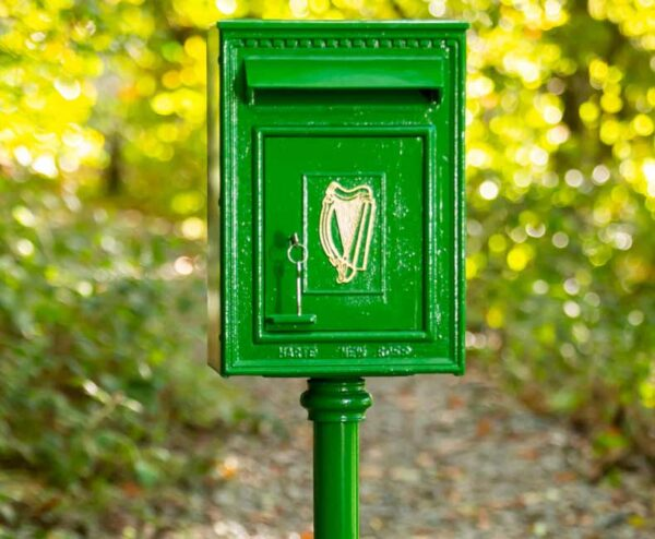 Harte Free Standing Post Box