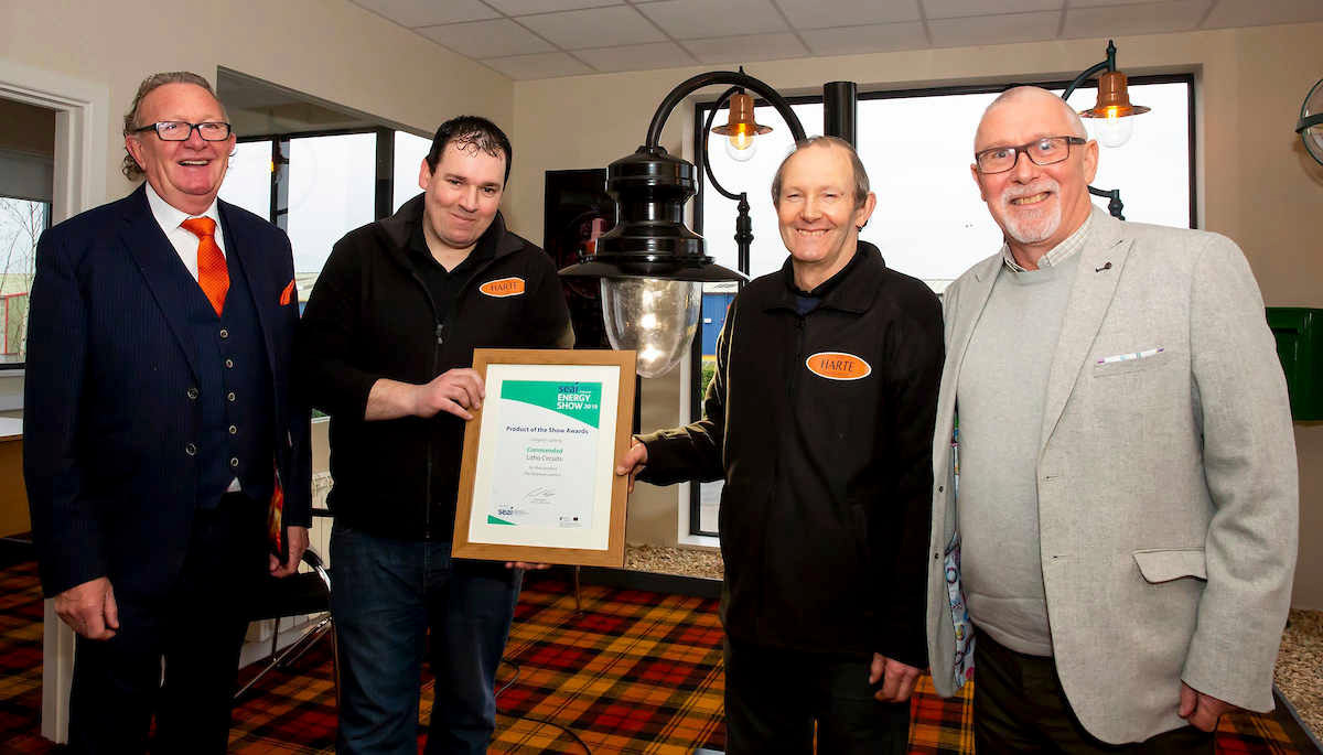 Harte Design Commended for SEAI Energy Show